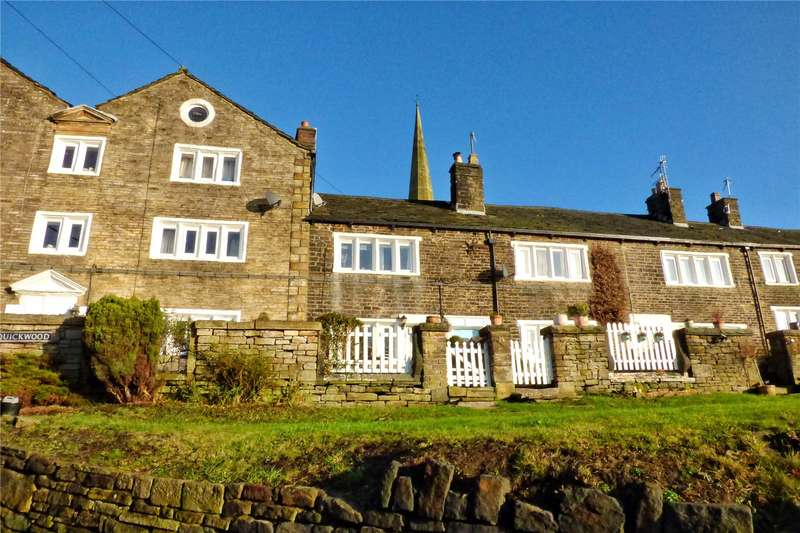 2 Bedrooms Terraced House for sale in Quickwood, Mossley, OL5