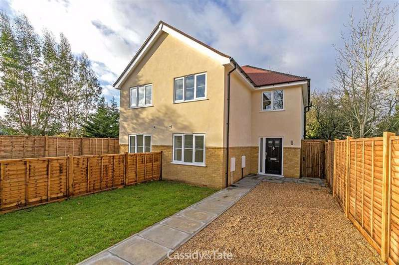 3 Bedrooms Property for sale in Driftwood Avenue, St Albans, Hertfordshire