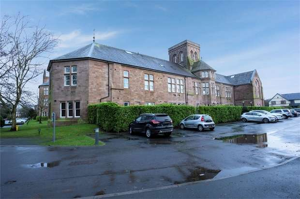 2 Bedrooms Flat for sale in Kershaw Drive, Lancaster, Lancashire