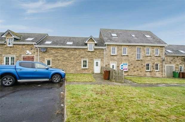 3 Bedrooms Town House for sale in Forrest Road, Salsburgh, Shotts, North Lanarkshire