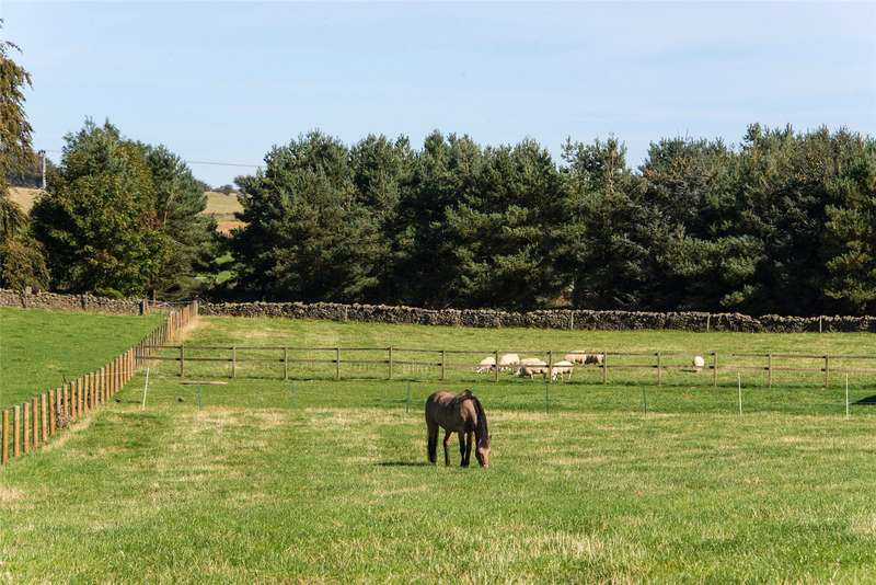 4 Bedrooms Equestrian Facility Character Property for sale in 2 Greenknowe Farm Cottages, Gordon, Scottish Borders, TD3