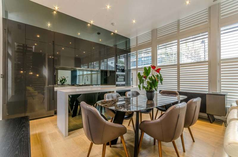 3 Bedrooms Semi Detached House for sale in Halliford Street, Islington, N1