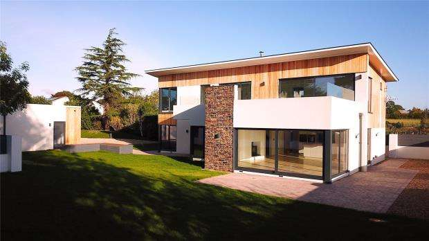 5 Bedrooms Detached House for sale in Church Lane, Clyst St. Mary, Exeter, Devon
