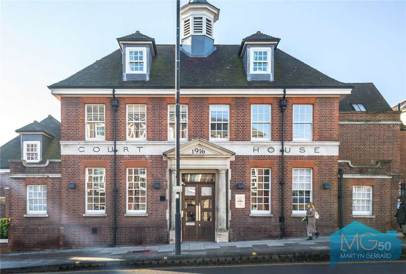 3 Bedrooms Apartment Flat for sale in Court House, 11A High Street, Barnet, EN5