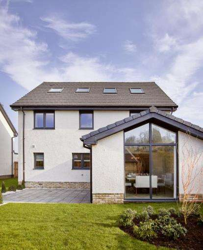 4 Bedrooms Detached House for sale in GLENBURN MANOR, Jackton, Ocein Drive, East Killbride