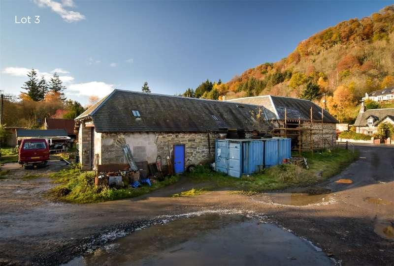 House for sale in Weem Farm (Lot 3), Weem, Aberfeldy, Perthshire, PH15