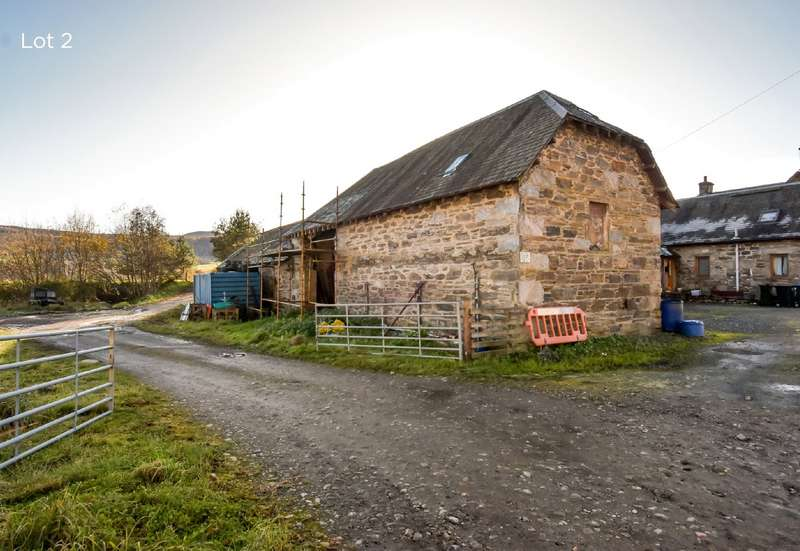 Land Commercial for sale in Weem Farm (Lot 2), Weem, Aberfeldy, Perthshire, PH15