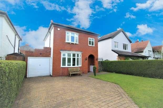 3 Bedrooms Detached House for sale in Holme Croft, Boys Lane, Preston, PR2