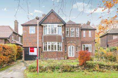 4 Bedrooms Detached House for sale in Woodlands Road, Handforth, Wilmslow, Cheshire