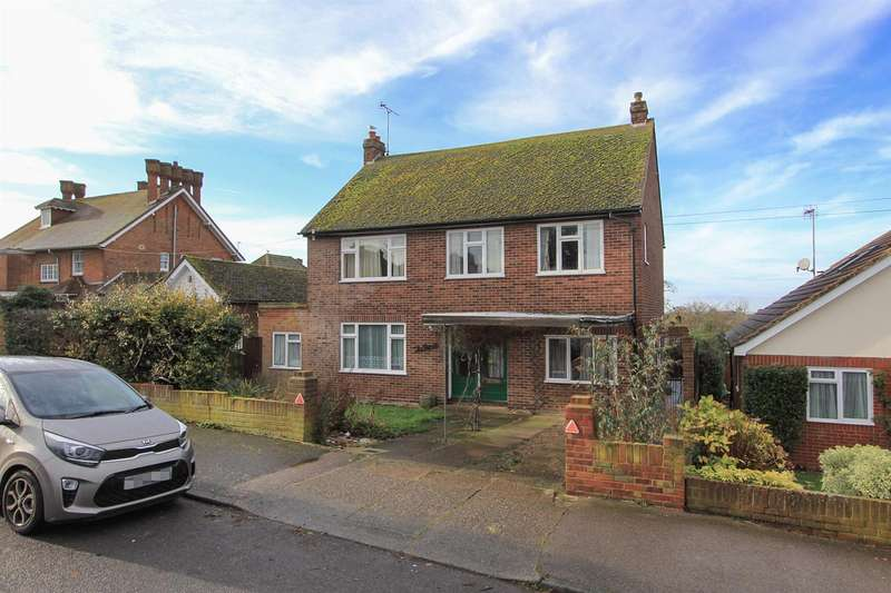 5 Bedrooms Detached House for sale in St Annes Road, Tankerton, Whitstable