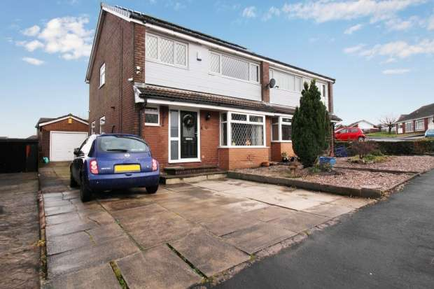 5 Bedrooms Semi Detached House for sale in Fernlea Drive, Clayton-Le-Moors, Lancashire, BB5 5TL