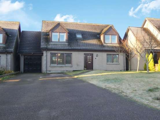 4 Bedrooms Detached House for sale in Schoolhill Place, Aberdeen, Aberdeenshire, AB12 4SE