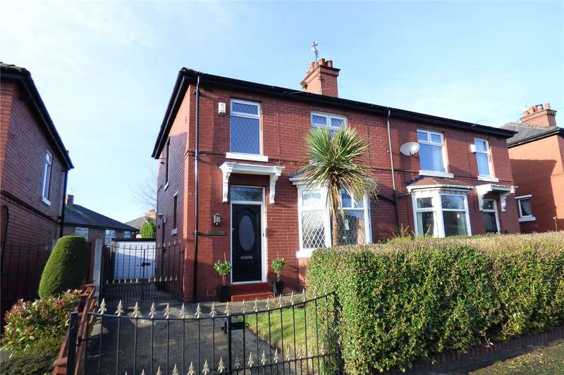 3 Bedrooms Semi Detached House for sale in Montague Road, Ashton-under-Lyne, Greater Manchester, OL6