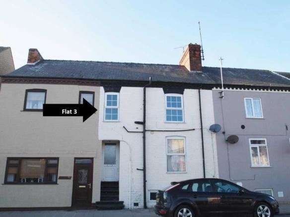 1 Bedroom Apartment Flat for sale in Roman Bank, Skegness, Lincolnshire, PE25 2SW