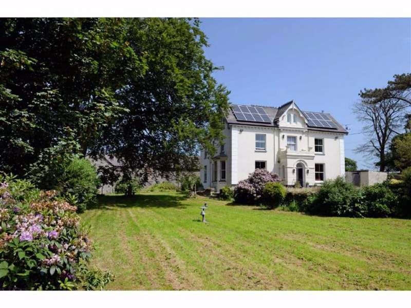 9 Bedrooms Detached House for sale in Caemorgan Road, CARDIGAN, Ceredigion