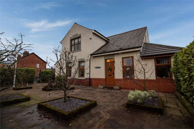 4 Bedrooms Detached House for sale in Golden Hill Lane, Leyland, Lancashire