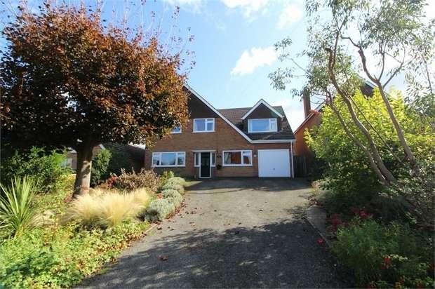4 Bedrooms Detached House for sale in Dunton Bassett