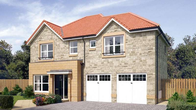 4 Bedrooms Detached House for sale in Westbury Pitdinnie Grange, Cairneyhill, KY12