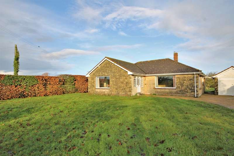 3 Bedrooms Detached Bungalow for sale in Wellow, Isle of Wight