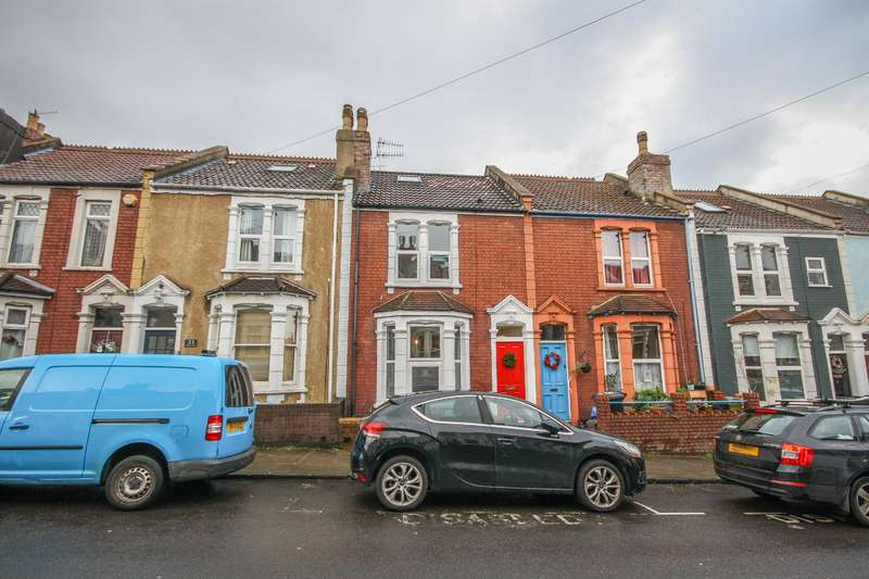 4 Bedrooms Terraced House for sale in Dunkerry Road, Windmill Hill, Bristol, BS3 4LD