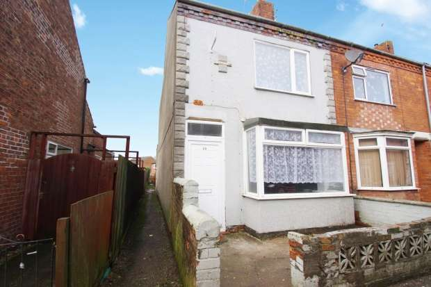 Property for sale in Frampton Place, Boston, Parts Of Holland, PE21 8ET