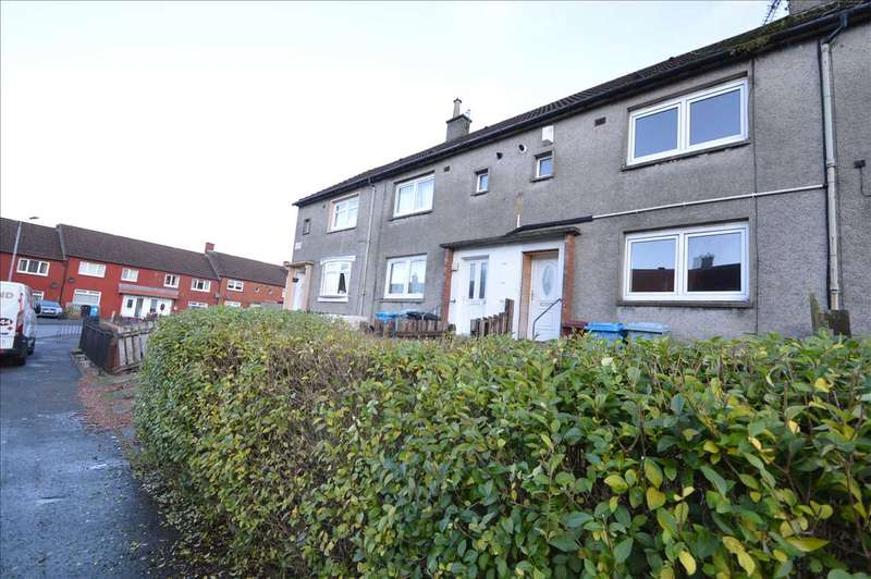 2 Bedrooms Terraced House for sale in Tweed Street, Larkhall