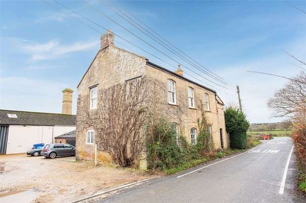 5 Bedrooms Detached House for sale in Parrett Works, Martock, Somerset