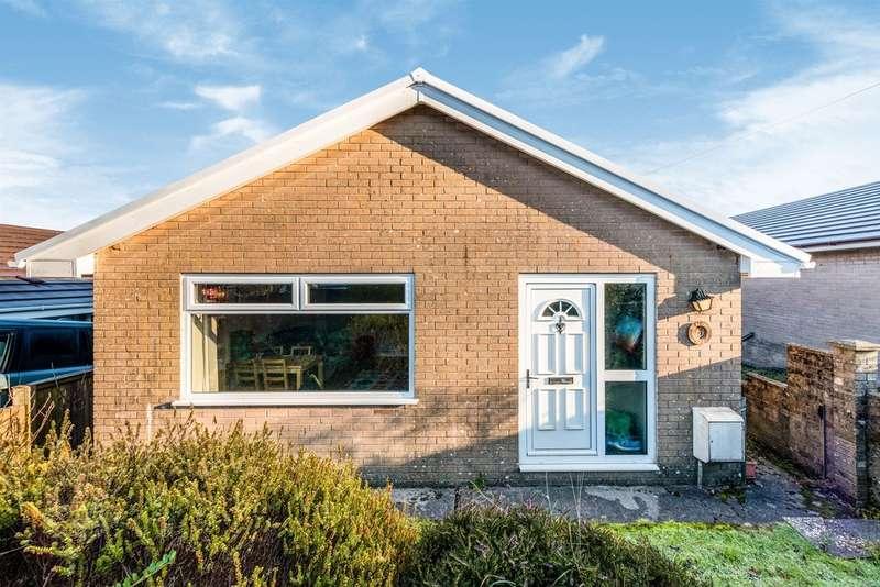 3 Bedrooms Detached Bungalow for sale in Beacons Park, Penderyn, ABERDARE
