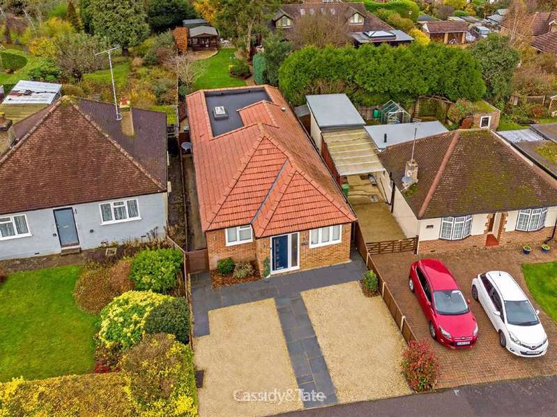 3 Bedrooms Property for sale in Highfield Road, St. Albans, Hertfordshire