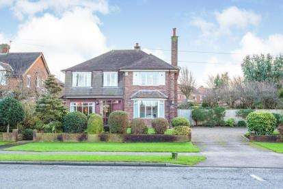 5 Bedrooms Detached House for sale in Garstang Road West, Pouyton-Le-Fylde, Lancashire, FY6