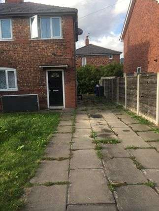 3 Bedrooms Semi Detached House for sale in Rostern Ave, Fallowfield, Manchester M14