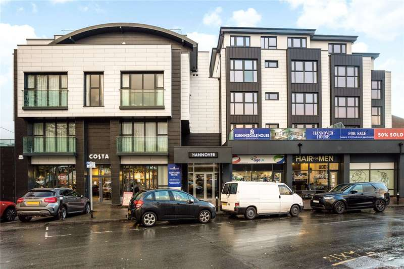 1 Bedroom Flat for sale in Hannover House, 1 Station Parade, Virginia Water, Surrey, GU25