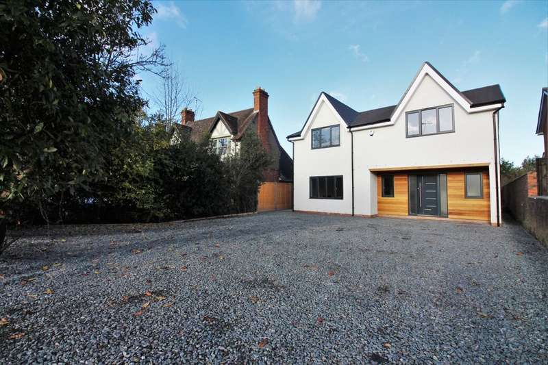 4 Bedrooms Detached House for sale in Rouncil Lane, Kenilworth, CV8