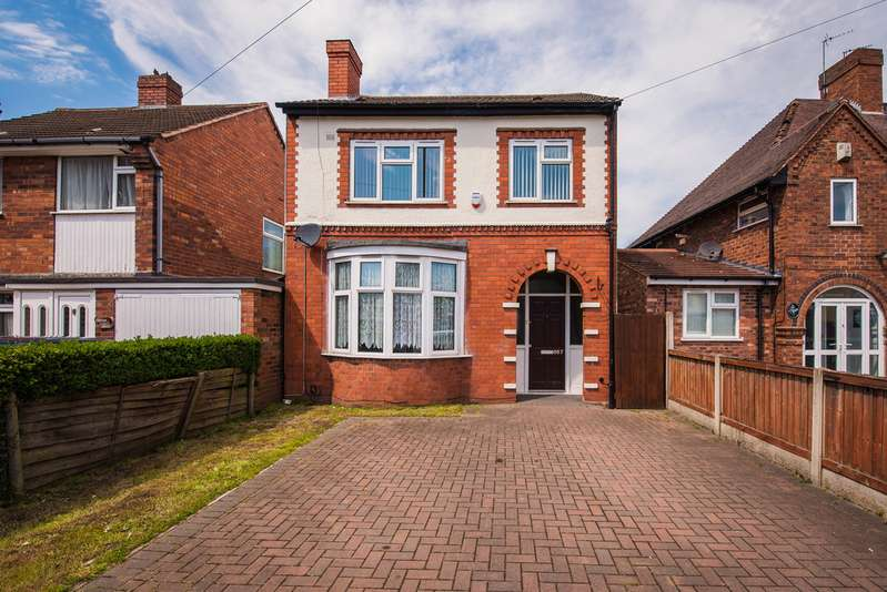 3 Bedrooms Detached House for rent in Cannock Road, Fallings Park WV10