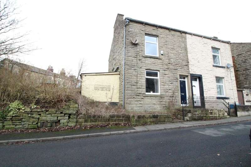 2 Bedrooms Terraced House for sale in Plantation Street, Bacup, OL13