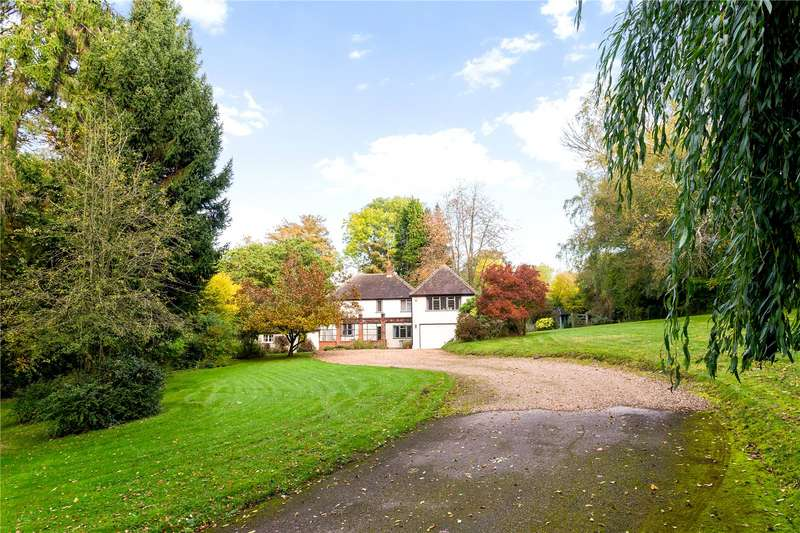 4 Bedrooms Detached House for sale in Standford, Hampshire, GU35