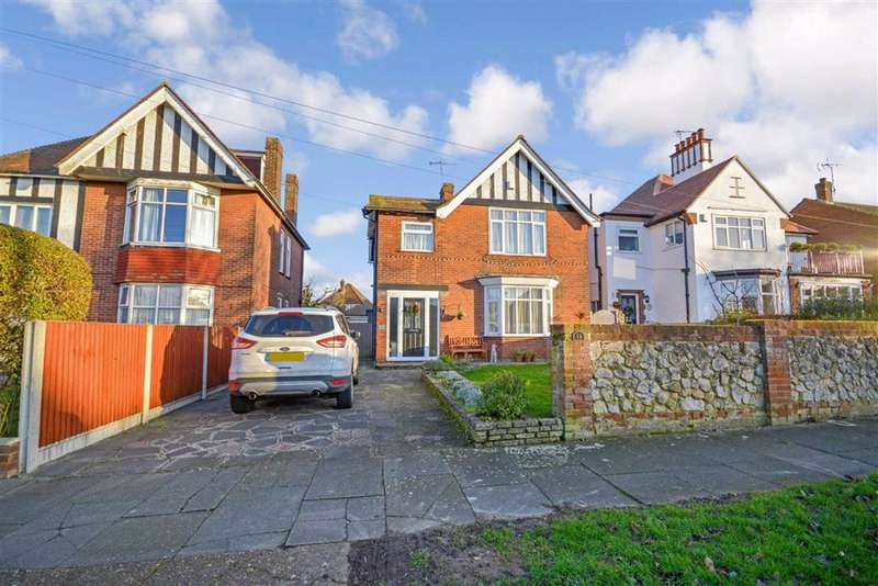5 Bedrooms Detached House for sale in Princes Gardens, Cliftonville, Kent