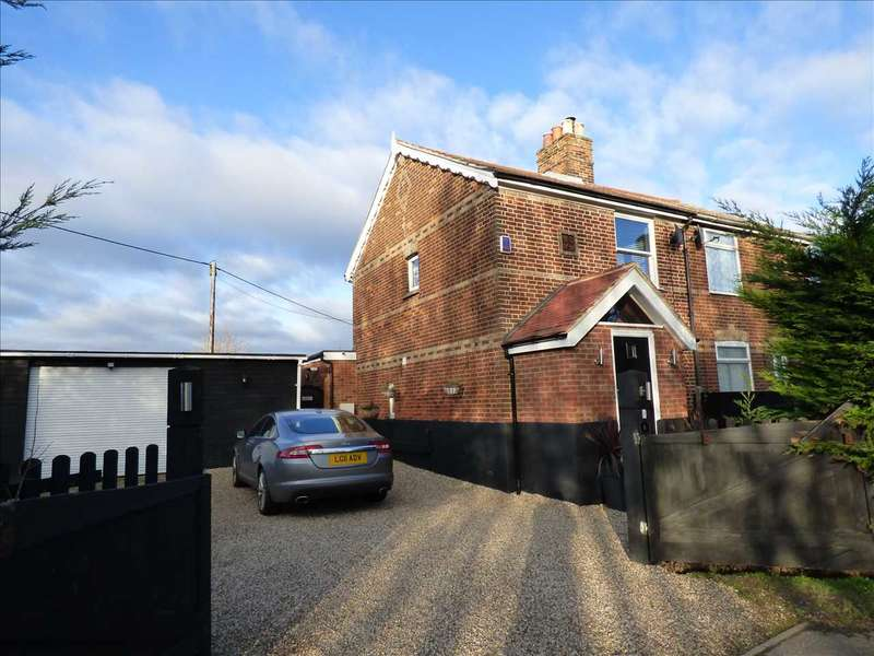3 Bedrooms Semi Detached House for sale in Horsfrith Park Cottage, Radley Green, Ingatestone