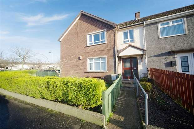 2 Bedrooms Flat for sale in Shanlea Drive, Larne, County Antrim