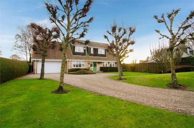 4 Bedrooms Detached House for sale in Sibsey Road, Boston, Lincolnshire