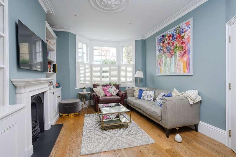 5 Bedrooms Terraced House for sale in Lavenham Road, Southfields, London, SW18