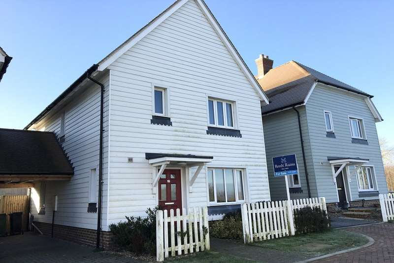 3 Bedrooms Detached House for sale in Vidler Square, Rye, East Sussex, TN31