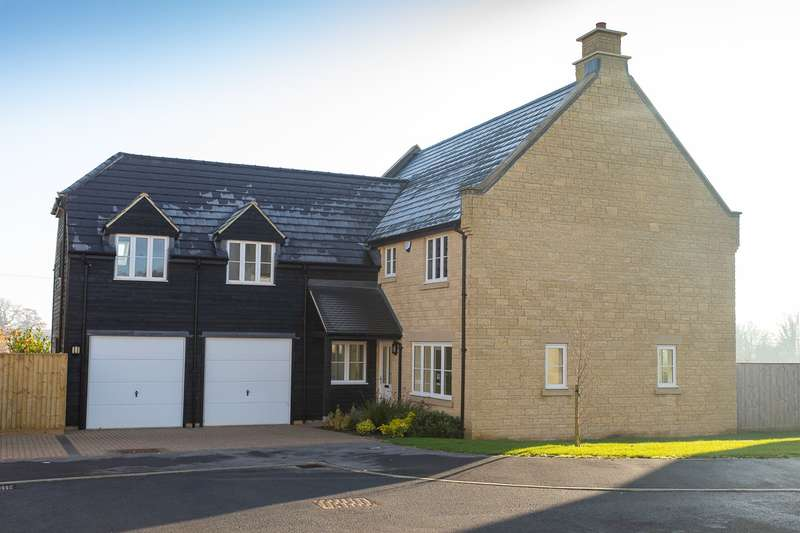 5 Bedrooms Detached House for sale in West Farm, Fulwell Lane, Faulkland, BA3