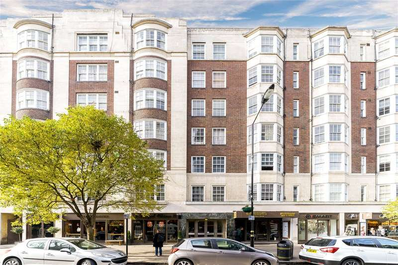 4 Bedrooms Flat for sale in Queens Court, Queensway, London, W2