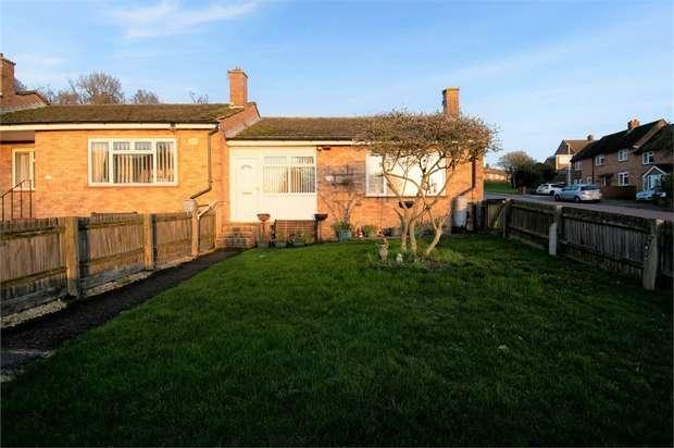 1 Bedroom Terraced Bungalow for sale in Chapelfields, Stanstead Abbotts, Ware, Hertfordshire