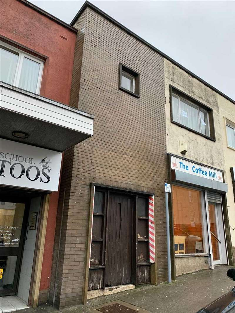 Commercial Property for rent in Glaisnock Street, Cumnock, Cumnock