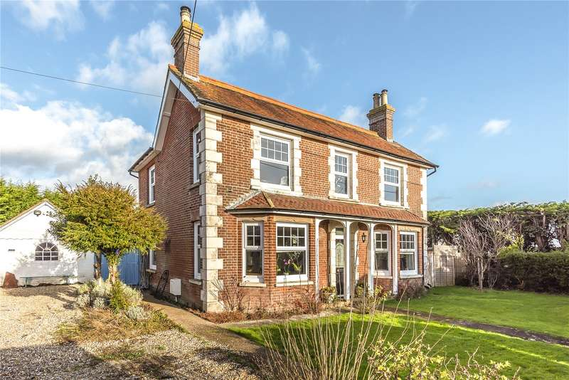 4 Bedrooms Detached House for sale in Golden Cross, Chiddingly, East Sussex, BN27