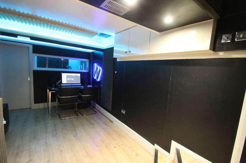 Commercial Property for rent in Old Street, Barbican, EC1V