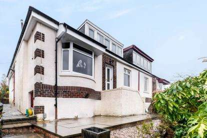 4 Bedrooms Bungalow for sale in Caledonia Crescent, Gourock