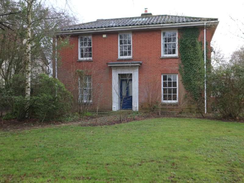 4 Bedrooms Detached House for sale in Lime Tree House, Colegate End Road, Pulham Market, Diss, Norfolk